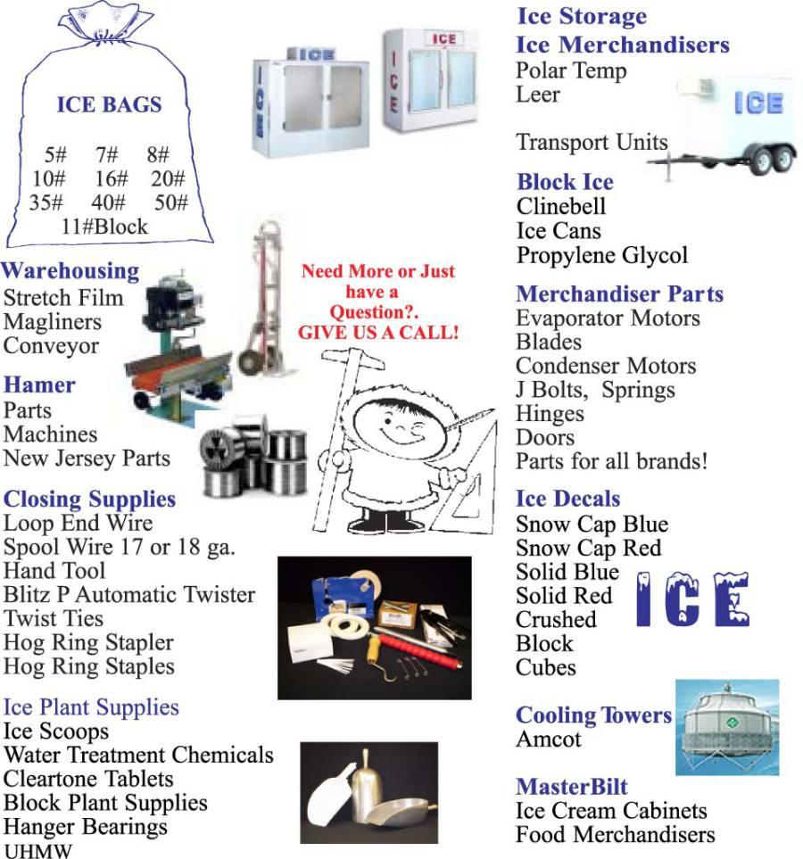 Ballard Sales Company Ice Making